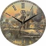 купить Настенные Часы Vintage Рождество цена, отзывы