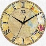 купить Настенные Часы Vintage Абстракция с бабочками цена, отзывы