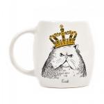 купить Кружка Кот в короне цена, отзывы