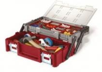 купить Ящик для инструментов КАНТИЛЕВЕР 12 органайзеров цена, отзывы