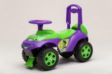 купить Чудомобиль Active Baby Фиолетово-зеленый цена, отзывы