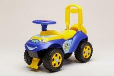 купить Чудомобиль Active Baby Сине-желтый  цена, отзывы