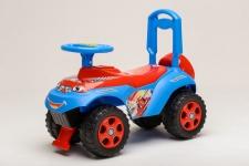 купить Чудомобиль Active Baby музыкальный Сине-красный цена, отзывы