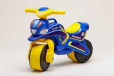 купить Беговел Active Baby Police Сине-желтый  цена, отзывы