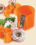 купить Нож для вырезания фигурок из овощей  цена, отзывы