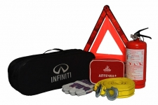 купить Набор автомобилиста Infiniti кроссовер  цена, отзывы