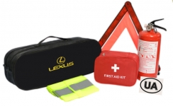 купить Набор автомобилиста Евростандарт Lexus  цена, отзывы