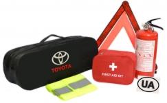 купить Набор автомобилиста Евростандарт Toyota цена, отзывы