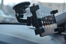 купить Автодержатель для планшета Белавто Black цена, отзывы