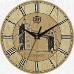 купить Настенные Часы Vintage Тауэрский мост цена, отзывы