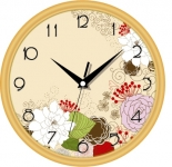 купить Настенные Часы Сlassic Японская Миниатюра цена, отзывы
