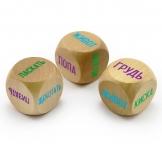 купить Кубики семейные тройные цена, отзывы
