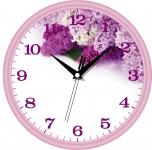 купить Настенные Часы Сlassic Сирень цена, отзывы