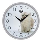 купить Настенные Часы Сlassic Пушистый Котенок цена, отзывы