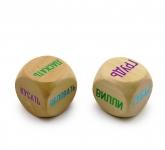 купить Кубики семейные двойные (мужские части тела) цена, отзывы