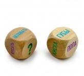 купить Кубики семейные двойные (женские части тела) цена, отзывы