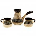 купить Набор кофейный мини Греция цена, отзывы