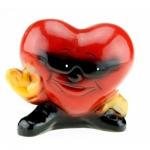 купить Копилка сердце Очки цена, отзывы