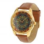 купить Часы Наручные Золотые Узоры цена, отзывы