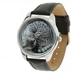 купить Часы Наручные Кот цена, отзывы