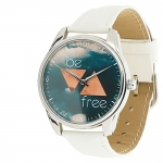 купить Часы Наручные Будь Свободным White  цена, отзывы