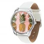 купить Часы Наручные Ананас White цена, отзывы