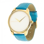 купить Часы Наручные Минимализм Морские Gold цена, отзывы