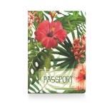 купить Обложка для паспорта Тропики цена, отзывы