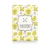 купить Обложка для паспорта Hipster цена, отзывы