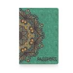 купить Обложка для паспорта Золотые узоры цена, отзывы