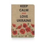 купить Обложка для паспорта Маки Украины цена, отзывы