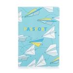 купить Обложка для паспорта Бумажные самолетики цена, отзывы