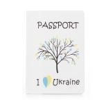 купить Обложка для паспорта I love Ukraine цена, отзывы