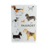 купить Обложка для паспорта Собаки цена, отзывы