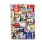 купить Обложка для паспорта Столицы цена, отзывы
