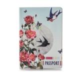 купить Обложка для паспорта Птички цена, отзывы