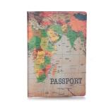 купить Обложка для паспорта Карта цена, отзывы