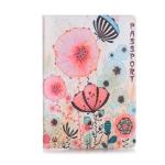купить Обложка для паспорта Цветы маки цена, отзывы
