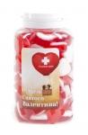 купить Сладкая доза Банка С днем Святого Валентина цена, отзывы