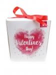 купить Печенье с предсказаниями Счастливого Дня Валентина цена, отзывы