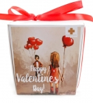 купить Печенье с предсказаниями Valentines Day цена, отзывы