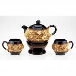 купить Набор чайный с камином колорит цена, отзывы