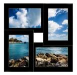 купить Мультирамка Классика на 4 фото (Black) цена, отзывы