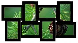 купить Мультирамка История на 8 фото (Black) цена, отзывы
