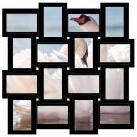 купить Мультирамка Классика на 16 фото (Black) цена, отзывы