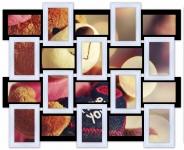 купить Мультирамка Классика на 20 фото (Черно-Белый) цена, отзывы