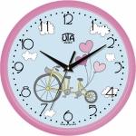 купить Настенные Часы Сlassic Стильный Велосипед  цена, отзывы