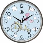 купить Настенные Часы Сlassic Стильный Велосипед Grey цена, отзывы