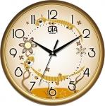 купить Настенные Часы Сlassic Парочка Тигрят Gold цена, отзывы