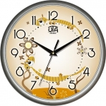 купить Настенные Часы Сlassic Парочка Тигрят Silver цена, отзывы